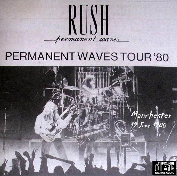 Rush - The Apollo  Manchester, 19 June 1980 - Guitars101 - Guitar Forums
