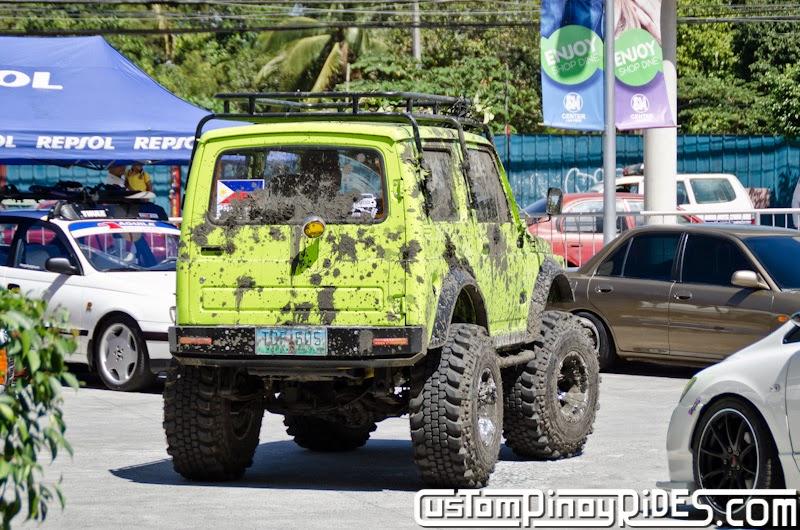 Neon Ninja Monster Suzuki Samurai Custom Pinoy Rides Car Photography Manila Philippines pic3