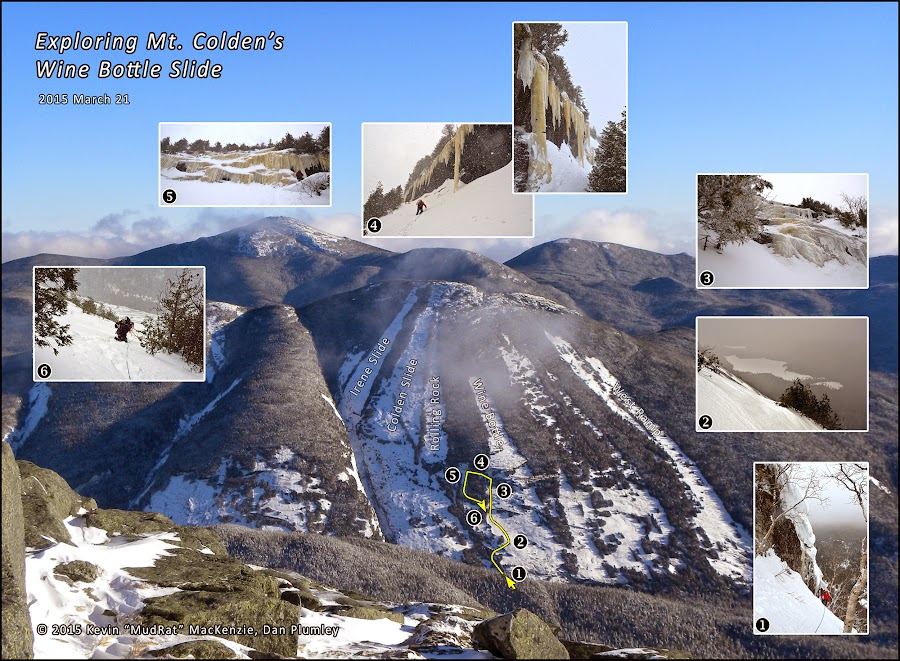 Wine Mt Colden NY Adk46