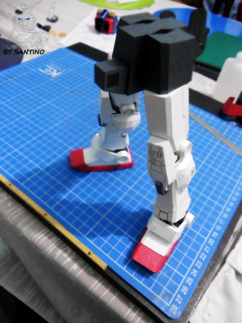 RX-78-2 ver.Ka de 【JUNE】 DSCN1048