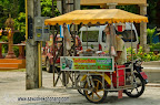 Ice-creams seller