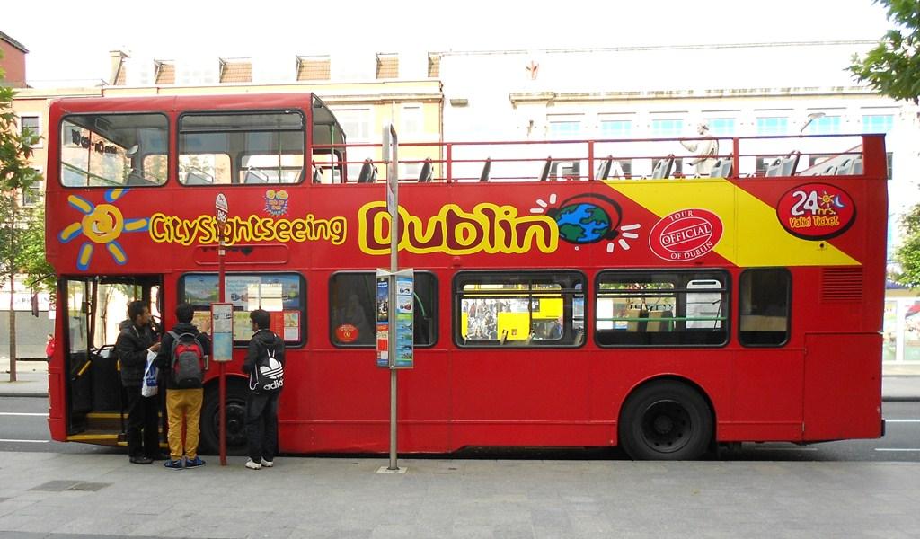 Sightseeingbus