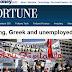 CNN: Νέοι, Έλληνες και άνεργοι