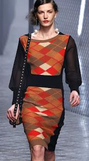 Сукні Sonia Rykiel осінь-зима 2011/2012