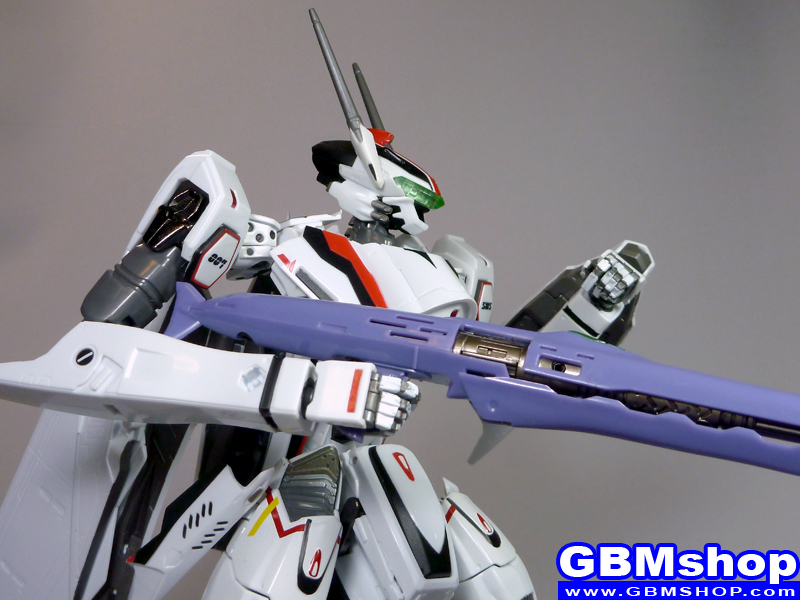 Macross Frontier VF-25F Renewal Version Battroid Mode