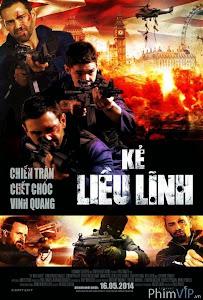 Kẻ Liều Lĩnh - He Who Dares poster