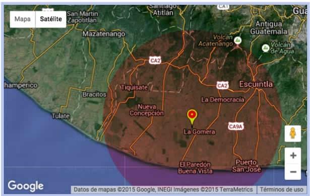 Fuerte sismo sacude gran parte del país