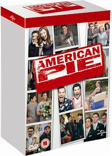 Download - Coleção American Pie 1 ao 8 - DVD-R
