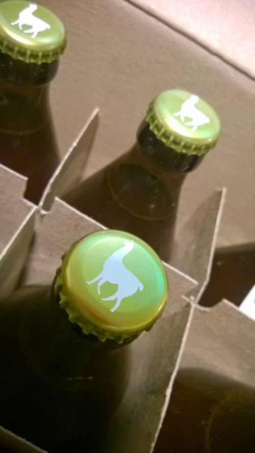Dronk Llama Bottle Caps