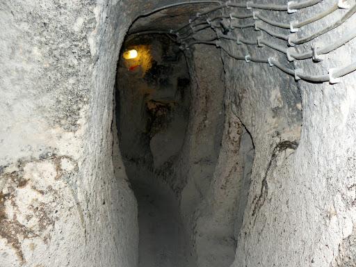Città sotterranea di Derinkuyu