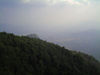 View from Yercaud peak