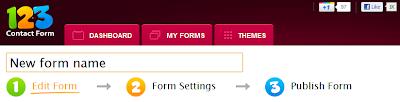 Change Form Name