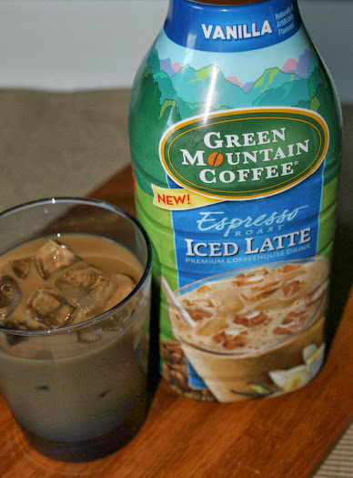 Green Mountain Iced Lattes #GMIcedLatte
