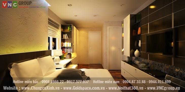 6 Thiết kế chung cư