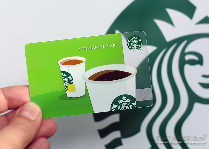 Get Stellar Rewards with the STARBUCKS CARD