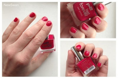P2 last forever nail polish - French Kiss