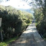 Crossing the bridge near Merritts chairlift (274976)