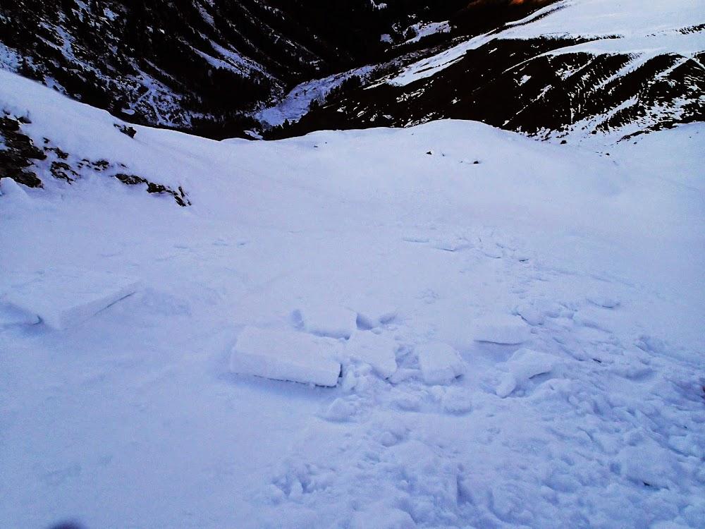 Avalanche Maurienne, secteur Belle Plinier, itinéraire classique versant Ouest - Photo 1
