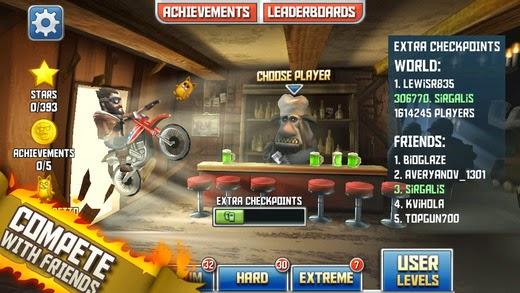 Bike Baron v3.6 for iPhone/iPad