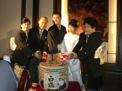 たぬらゆうき&ひとみちゃん 結婚式!(2011.06.19)