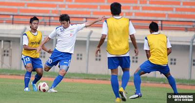Zdravko Dragicevic Persib Bandung