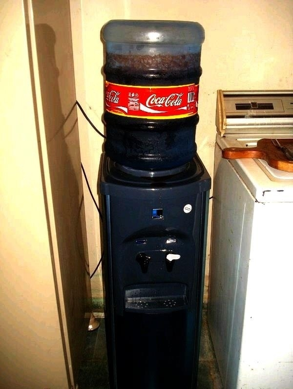 Coke Dispenser