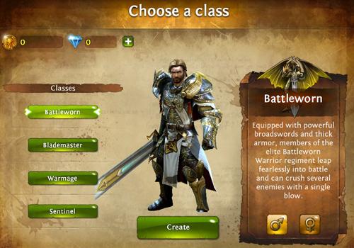 Đánh giá tổng quan game Dungeon Hunter 4 1