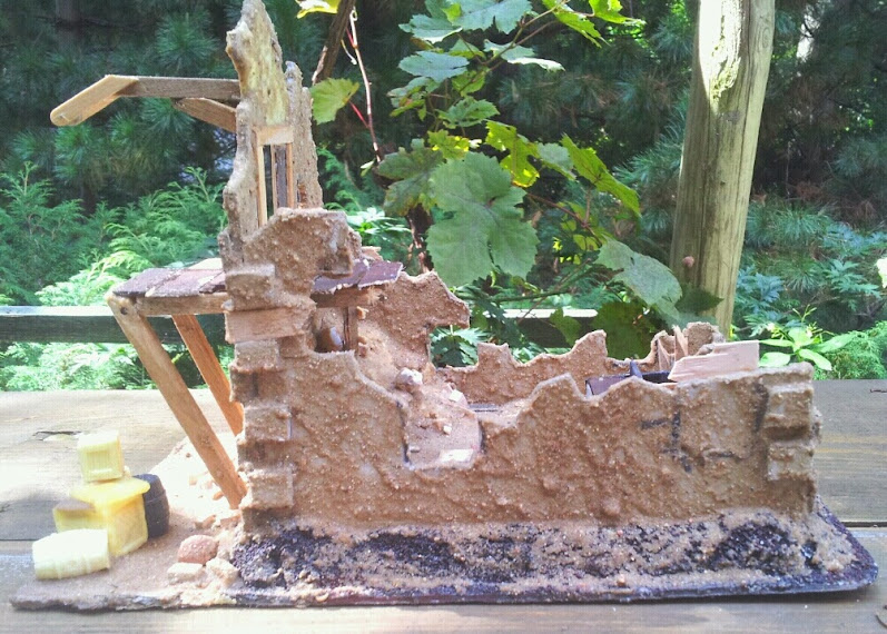 Dwalthrim's smithy - my table and terrain PicsArt_1409313961802