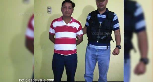 Capturan a presunto violador