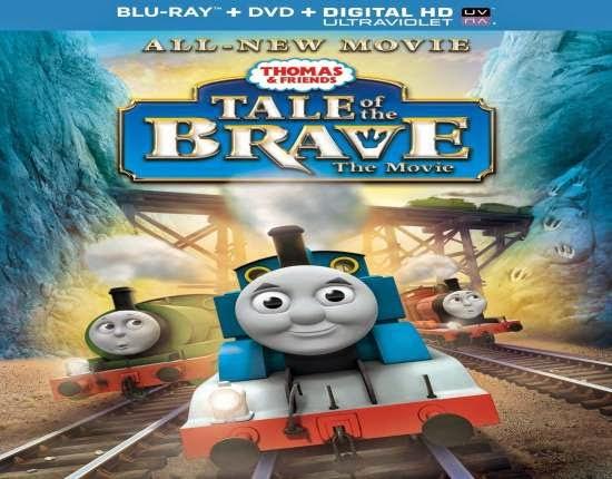 فيلم Thomas And Friends Tale Of The Brave مترجم