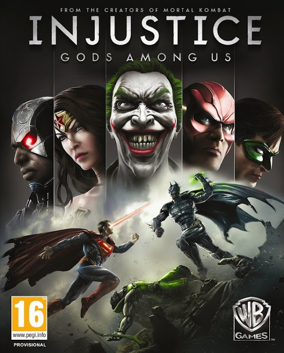 Injustice Gods Among Us PC Torrent Download