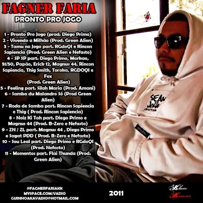 #RapBR - Fagner Faria - Pronto Pro Jogo [Laçamento]