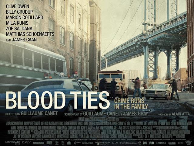 Δεσμοί Αίματος Blood Ties Wallpaper