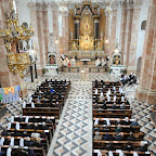 Tag der Berufung - Aufbrechen 50 Jahre Diözese Innsbruck - Dom zu St. Jakob - Gotischer Keller - 16.05.2014