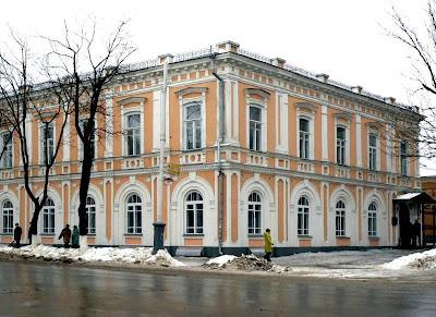 Современный вид  здания бывшей шк.№10. Фото предоставлено Юлией Полянской.