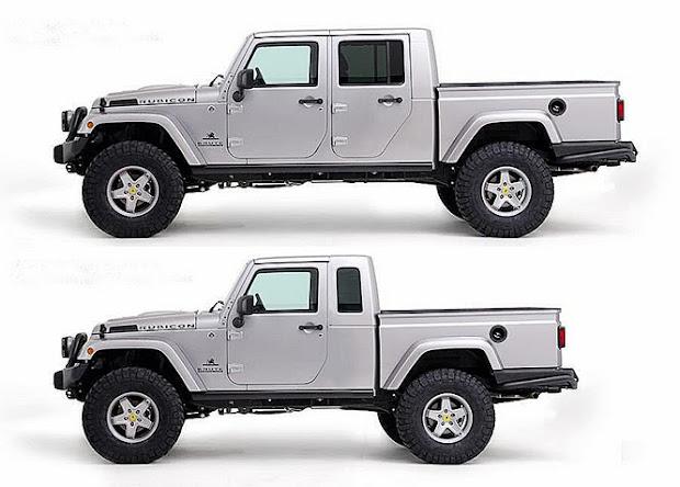jeepmania afficher le sujet pick up jeep aev brute. Black Bedroom Furniture Sets. Home Design Ideas