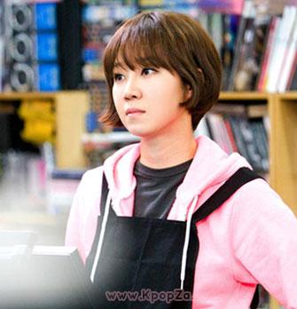 Gong Hyo Jin มาเป็นแขกรับเชิญใน Flower Boy Ramyun Shop