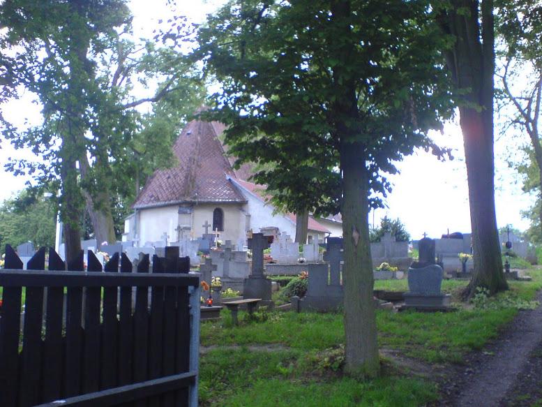 Kosciół cmentarny