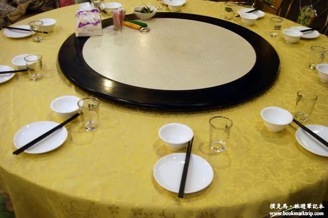 食為天珍饌美食十人座位