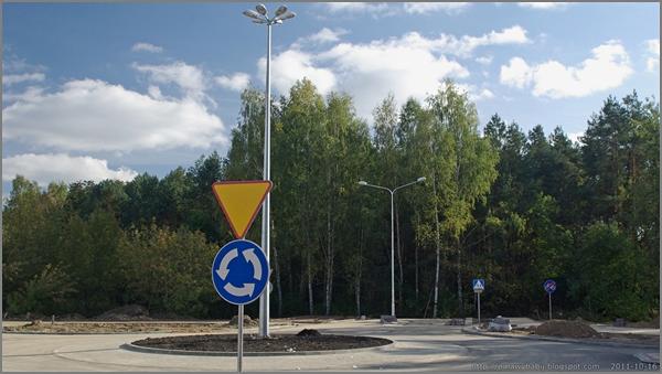 Puławy ul. Sosnowa