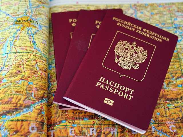 New Russian passport in 10 minutes : izard — LiveJournal