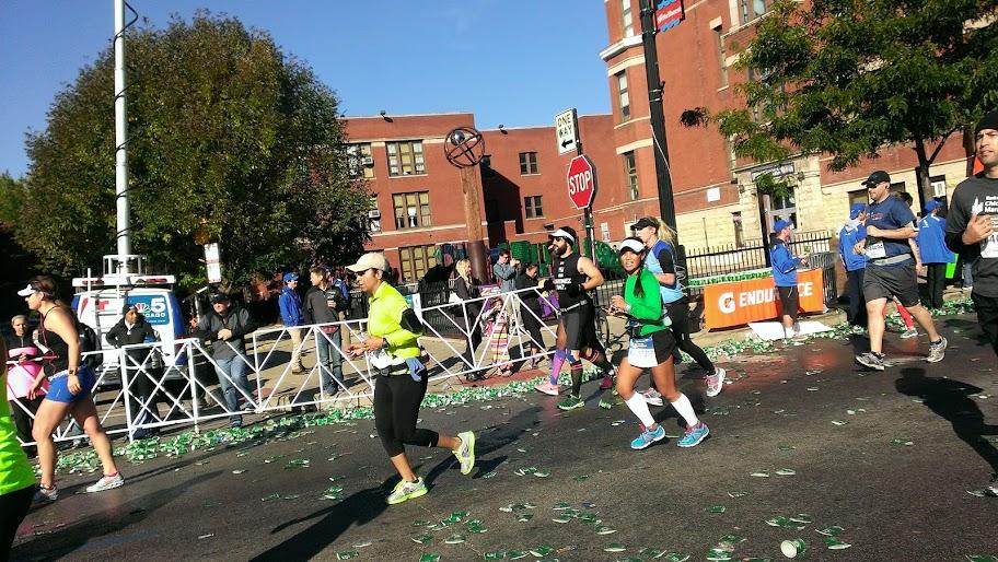IMAG6923 My Chicago Marathon Recap   #TeamDannyDid
