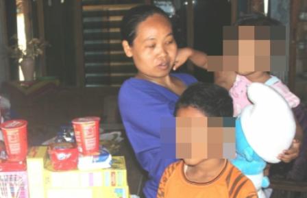 berita terkait kasus gizi buruk di Ngawi