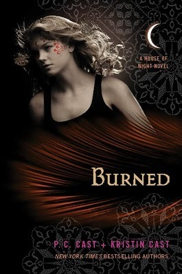 Review: Burned by P.C. and Kristin Cast
