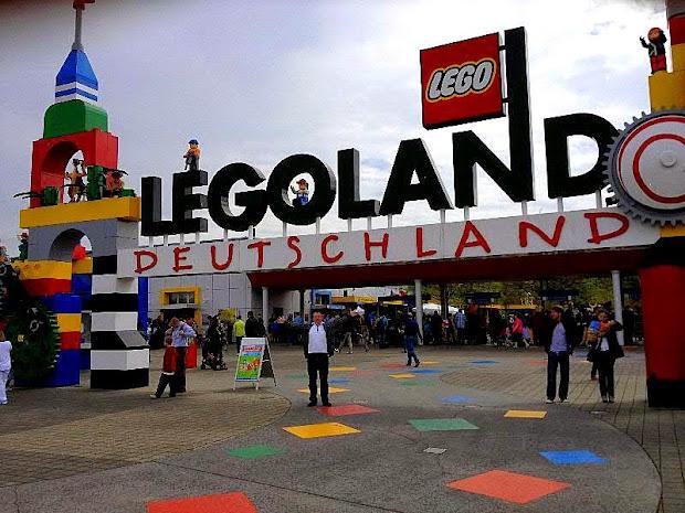 Леголенд в Германии