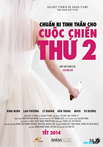 Trailer Cô dâu đại chiến 2 tiếp tục gay cấn - DIENANH24G Trailer Cô dâu đại chiến 2 tiếp tục gay cấn