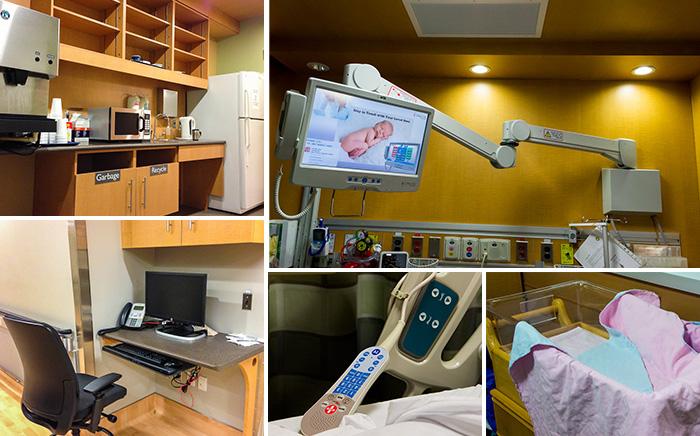 Роды в Канадской Больнице. Часть 2 - Роды, Послеродовой Период и Выписка