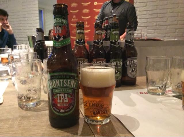 Cerveza Montseny IPA