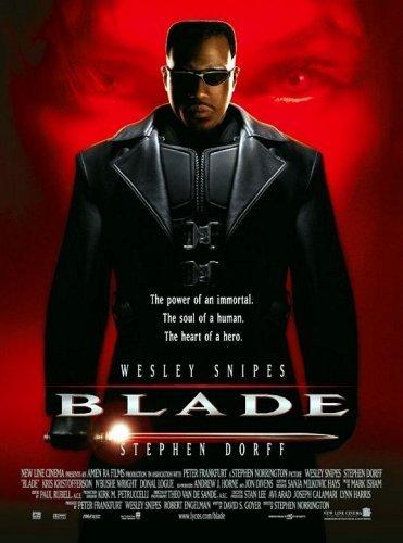 Blade 1 เบลดพันธุ์ฆ่าอมตะ ภาค 1 HD [พากย์ไทย]