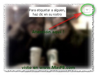 Facebook fotos mover album MasFB